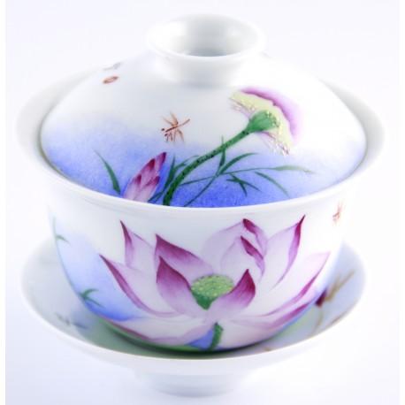Gaiwan lotus 180 ml