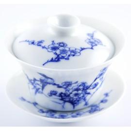Gaiwan Qing Hua 100 ml  avec pie