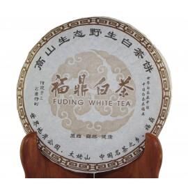Galette de thé blanc Bai Mu Dan 2011