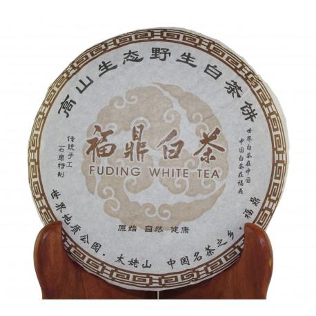 Galette de thé blanc Bai Mu Dan de 2011